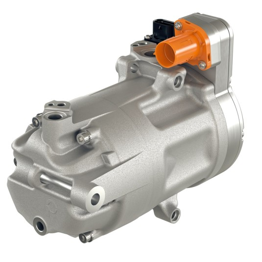 Electric air-conditioning compressor (eCC)
